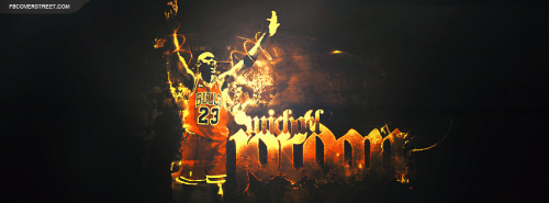 Michael Jordan 7 Facebook Cover