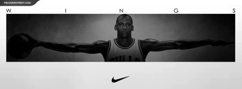 Michael Jordan Nike Wings Facebook Cover