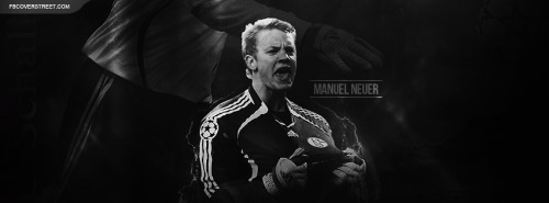 Manuel Neuer Facebook Covers