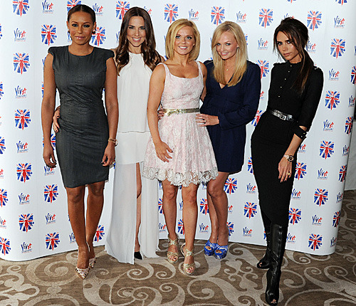 Is a comeback tour next?! Spice Girls to play during the Olympics' Closing Ceremony.