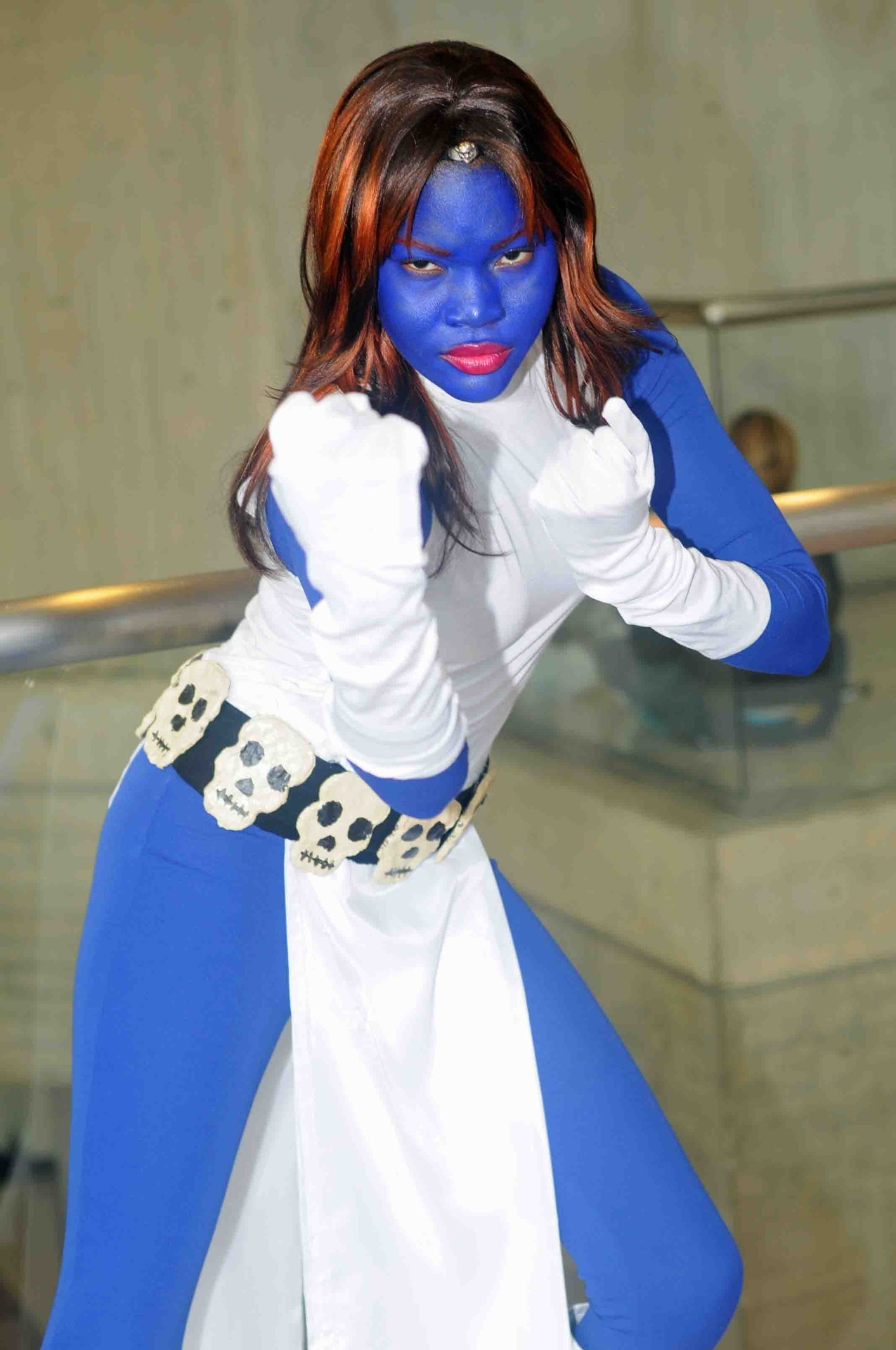 cosplayingwhileblack:  X Character: Mystique Series: X-Men