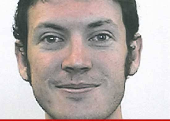 "Here is the first photo of ""Dark Knight"" theater shooter James Holmes … released by the University of Colorado, where he attended the School of Medicine."