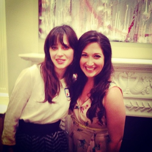 A photo from last night's #creativelounge with @randizuckerberg (Taken with Instagram)