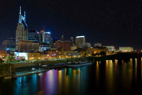 Nashville on my mind. Nashville calls!