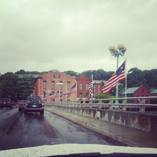 Not so nice in Westport today  (Taken with Instagram)