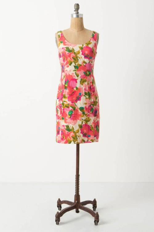 Blushing Olena Shift  Anthropologie- $39.95
