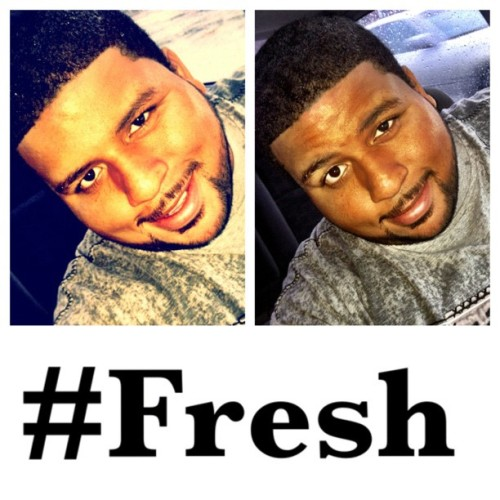 #picstitch #Fresh #Fresh #Winning #haircut #styles #follow #followback  (Taken with Instagram)