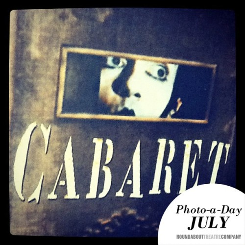 #photoadayjuly Eyes: #Cabaret (Taken with Instagram)