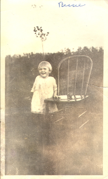 my great grandma Bessie