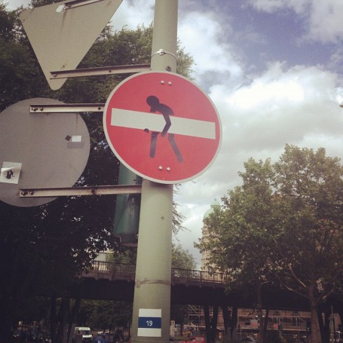 theferocity:  Kreuzberg (Taken with Instagram)