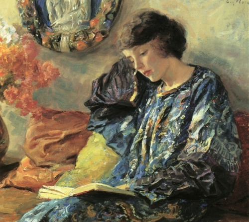 Marguerite - Guy Orlando Rose 1909