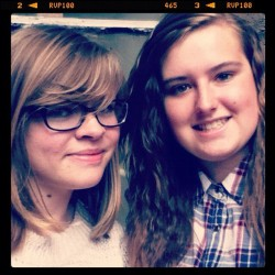Aw this girl is ace! <3 (Taken with Instagram)