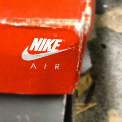 #NikeAir (Taken with Instagram)