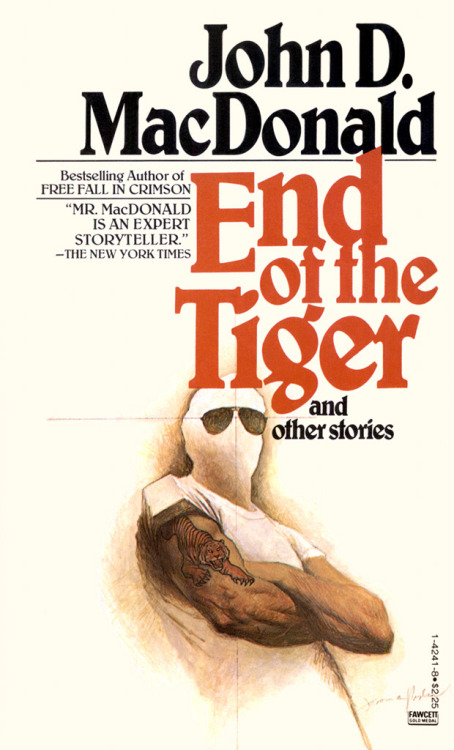 End of the Tiger, and other stories (via McClaverty)