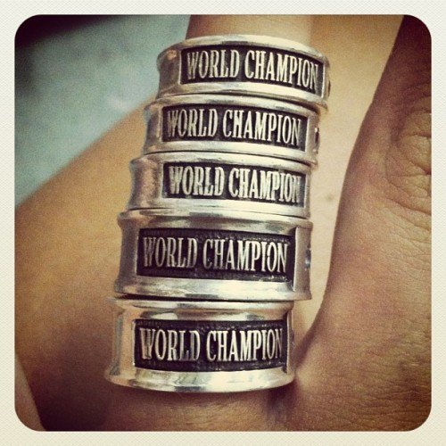 ceabailey:  glitter-here-and-glitter-there:  hey wanna see my world champion ringsssss?   share those with me..
