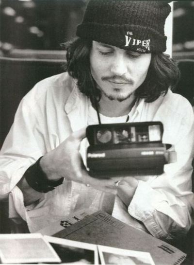 #JohnnyDepp #photography #1990s #actor #camera #cool #icon