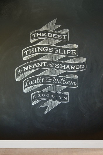 The best things in life are meant to be shared.