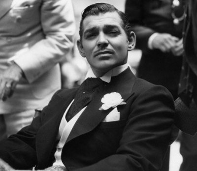Clark Gable #handsome #gentlemen #actor #icon #men #fashion #well-dressed #style #classic #timeless