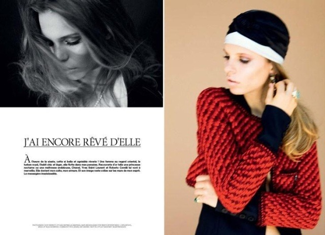 Kat Hessen Please Magazine Jai Encore Reve Delle Fall Winter via lazygirls.info