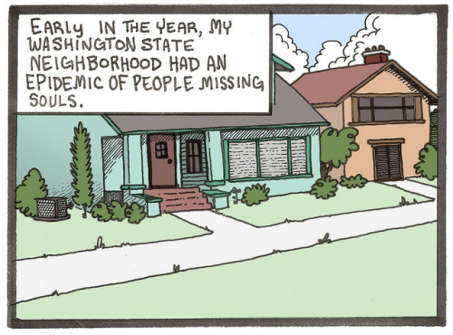 Suburbs on Flickr.Yet another false start on this comic I've been kicking around for a couple of years =( It happens. At least it happened early.