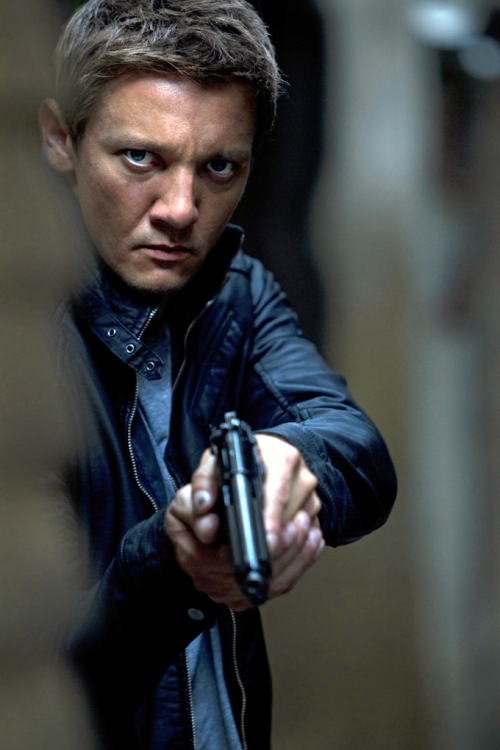 rennersexual:   Jeremy Renner in The Bourne Legacy  Look at that beautifully intense face….