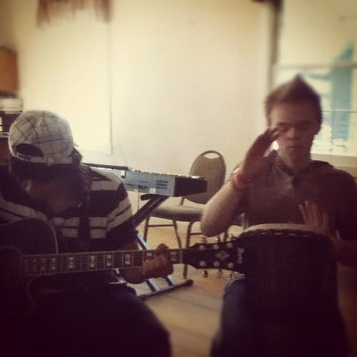 #camplawroweld #jammin (Taken with Instagram)