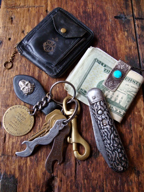 EVERYDAY LOAD…WHAT'S IN YOUR WALLET?? by Patrick Segui/Riveted