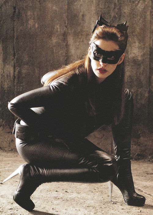 I thought she was fantastic as Selina. She had some of the best lines in the movie.
