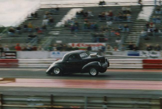 stiffspeed:  Willys launch