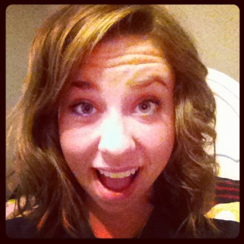 short hair, don't care(: #yayyy #newhair  (Taken with Instagram)