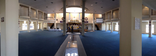 El Sobrante Gurdwara Shaib on Flickr. Photo taken with DMD app for the iPhone.