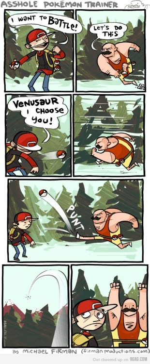 justanothertrinikid:  Scumbag Trainer- I'd totally do that for shits and giggles haha