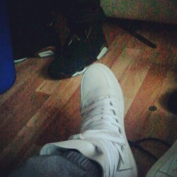 Coolin #KrisVanAssche #AirJordan #DMP #6 #31PhillipLim  (Taken with Instagram)