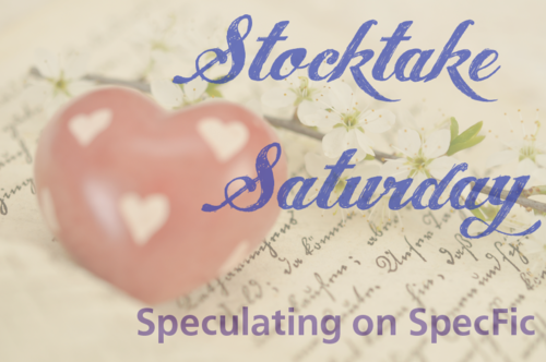 Stocktake Saturday 12 Welcome to Stocktake Saturday! This feature is where I share some news with you and then show you…View Postshared via WordPress.com