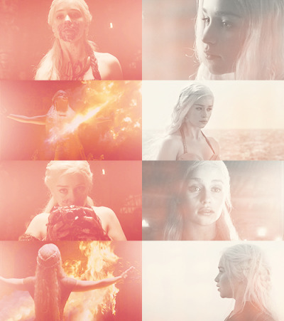 red + daenerys targaryen / asked by jennieferlawrence