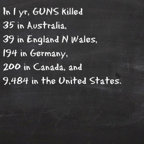 "this is why I ""don't believe in guns"" or why I don't believe our current gun laws are working or worth defending. #nra are you paying attention?! #repost @browneyes_55  (Taken with Instagram)"