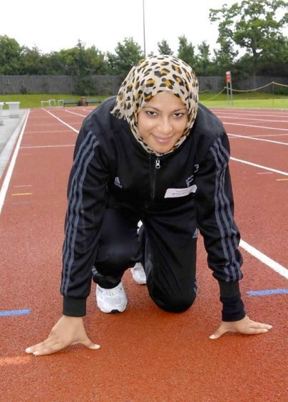 Afghanistan Olympic sprinter Tahmina KohistaniTahmina Kohistani, 23 years old, a women's 100m sprinter, will become only the THIRD female ever to represent Afghanistan at an Olympics.