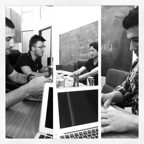 #hackathon @Hovr Hack[IN]thon  (Taken with Instagram at INcubes)