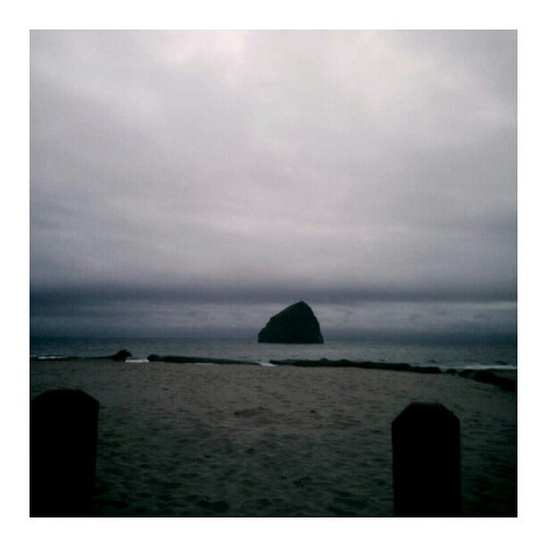 Taken with Instagram at Pacific City Beach