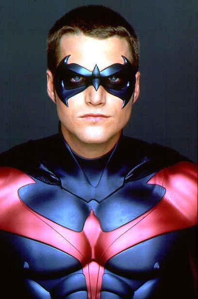 Chris O'Donnell as Robin circa 1997 was how I knew I was gay.
