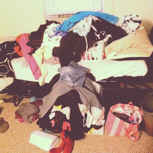 Ugh, I should start packing. #11days (Taken with Instagram)
