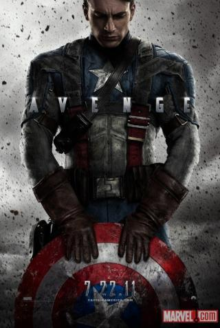 I am watching Captain America: The First Avenger                                                  18 others are also watching                       Captain America: The First Avenger on GetGlue.com