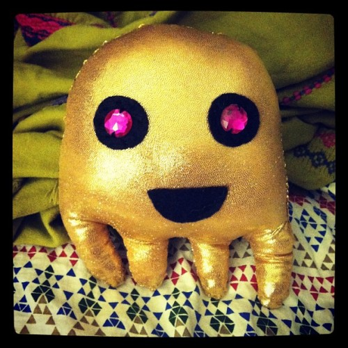 Little golden ghost thing 👻 (Taken with Instagram)