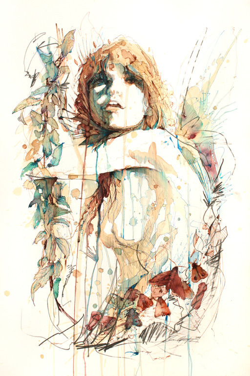 gaksdesigns:  Carne Griffiths / on Tumblr