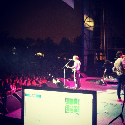 @dawestheband @wxpnfm #xpofest   (Taken with Instagram)