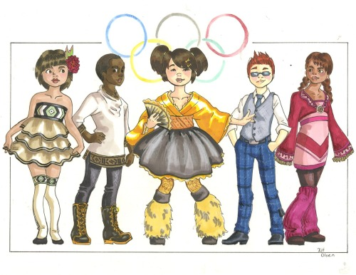 Olympic Children
