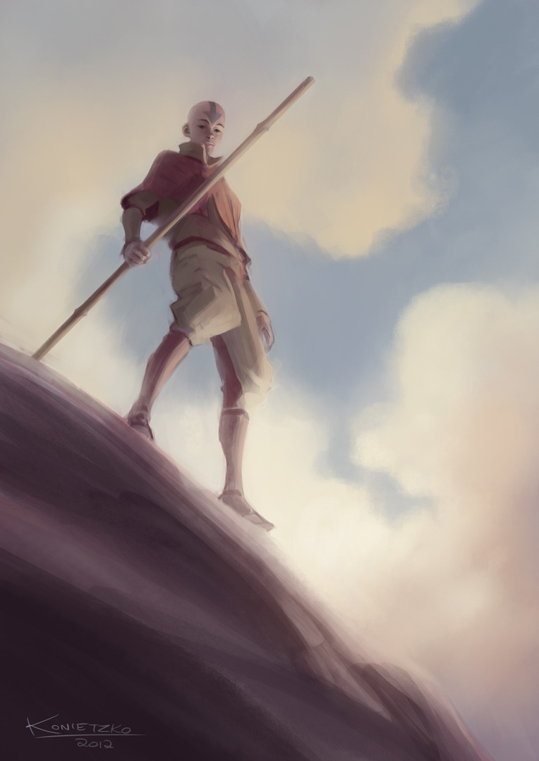 bryankonietzko:  This is an update of sorts, based on a little concept I did almost exactly 10 years ago. I worked on it a few minutes at the end of each day this week. *Trying* to get better at digital painting. Hope you guys enjoy it. Have a great weekend!