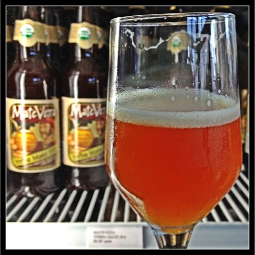 MateVeza IPA at Cerveceria de @MateVeza #BeerPhotoFriday on Instagram http://instagr.am/p/NU7x9fSATW/