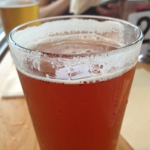 Racer 5 IPA (Taken with Instagram at Lardo)