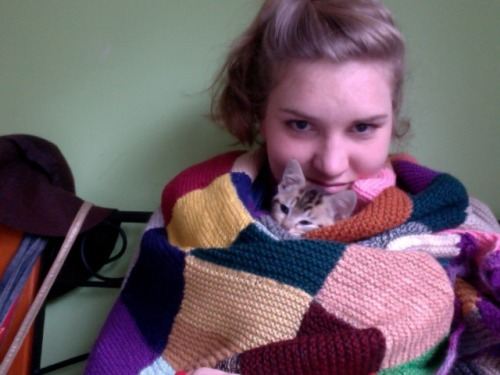 pepi and i snug as a bug in a rug